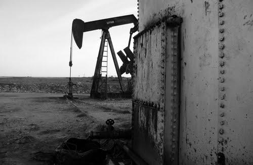 Static oil pump