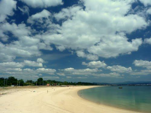 Praia de Carragueiros - Boiro