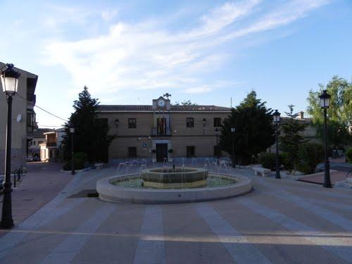 Ayuntamiento de Cobisa,Toledo .España. ( Estepa 32)