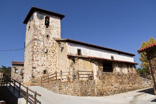 Iglesia de San Juan Bautista-001-El Horcajo
