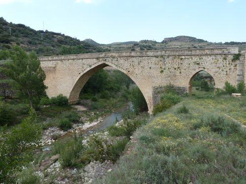 Puente gotico siglo XIII - Tolodella