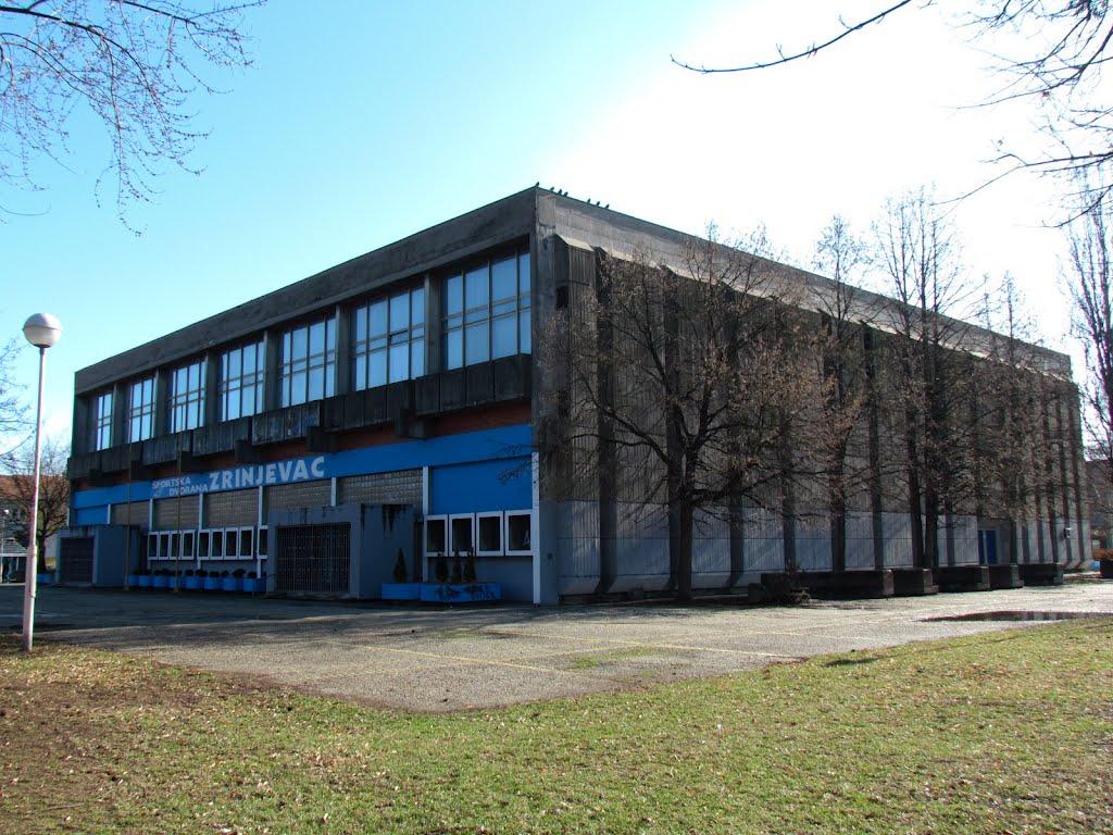 Sportska dvorana Zrinjevac