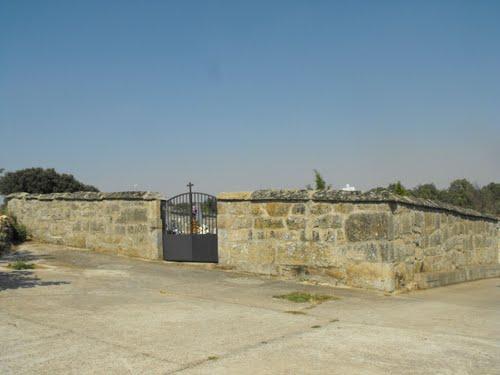 Cementerio de Cibanal, Sayago, Zamora