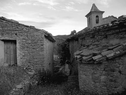 SARANYANA pueblo abandonado (LA TODOLELLA (castellón)) V