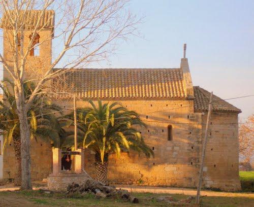 Església de Sant Miquel de Garrigàs