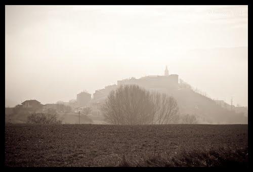Tras la niebla.
