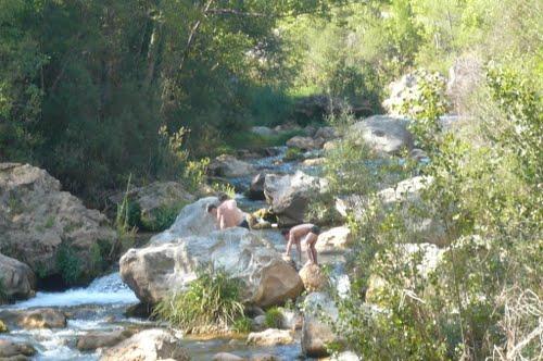 Rio Mijares, Las Fontachas, Olba, Teruel