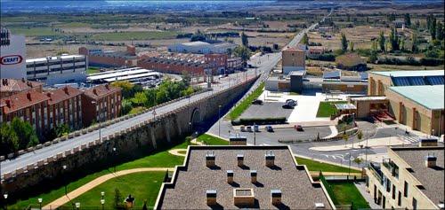 Carretera Viana-Logroño