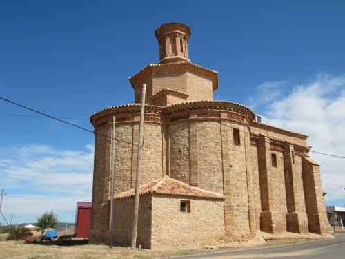 Cucalón, ermita de Santa Ana.