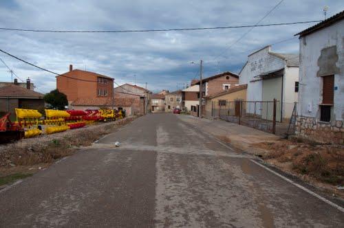 Entrada a Villalbilla
