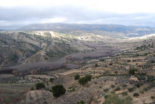 Valle del Castril