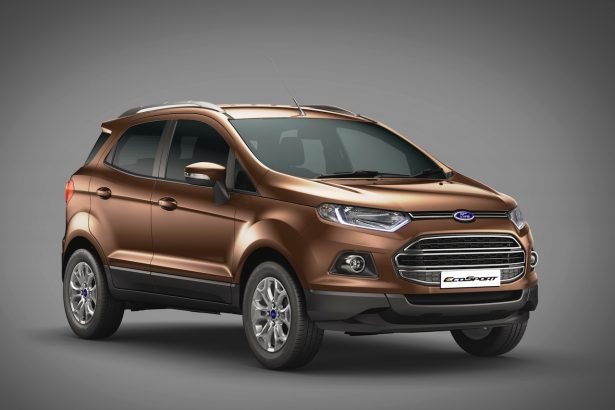 , Ford Ecosport 2017: