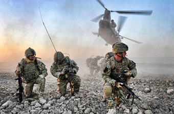 英国陆军年度照片都是大片场景