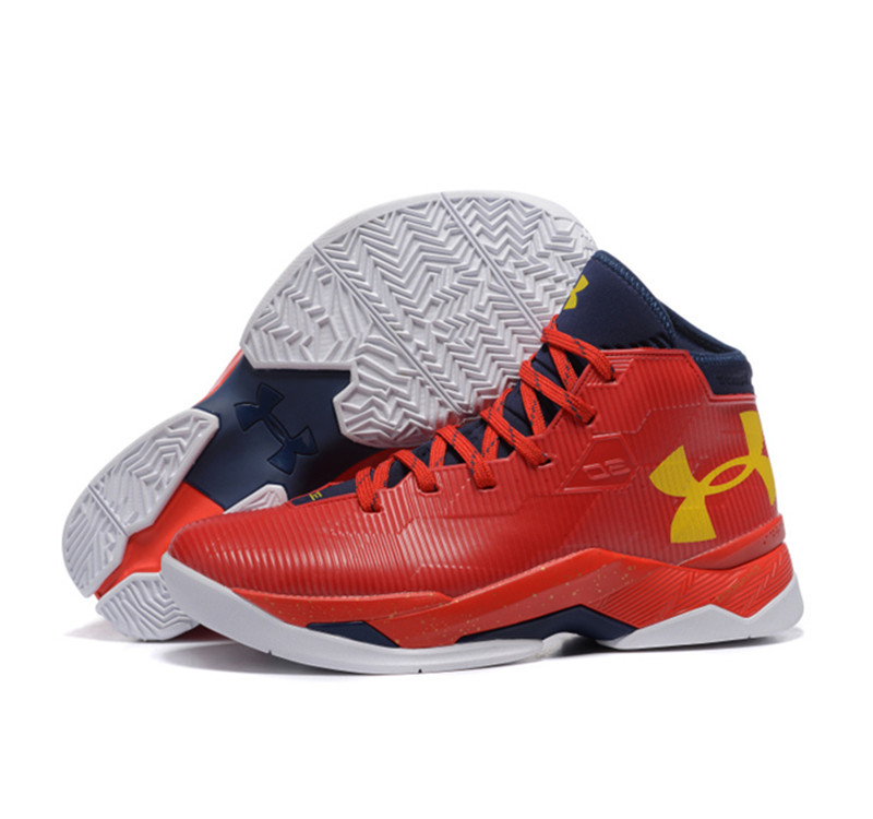 Under Armour Stephen Curry 2.5 Shoes black red