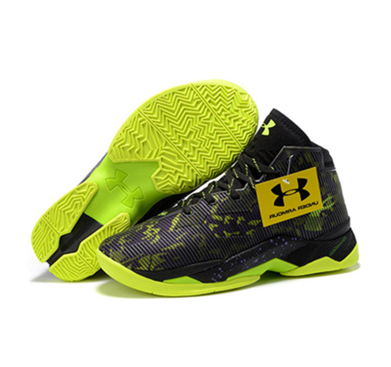 Under Armour Stephen Curry 2.5 Shoes Fluorescent