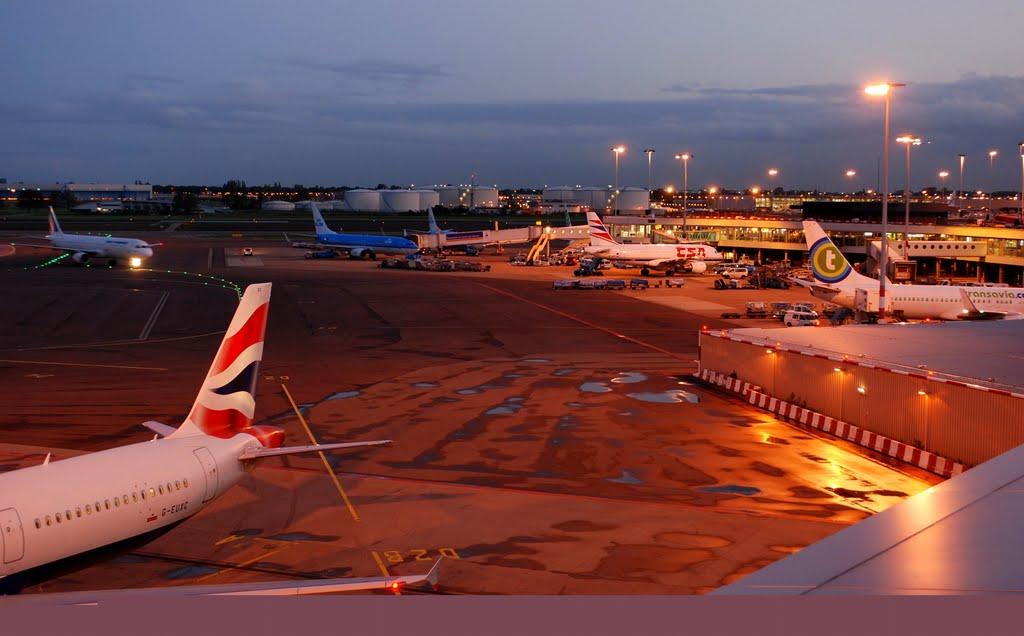 Amsterdam International Airport, Schiphol