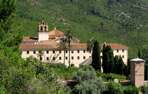BENICÀSSIM (castellón) monasterio carmelitas, desert de les palmes
