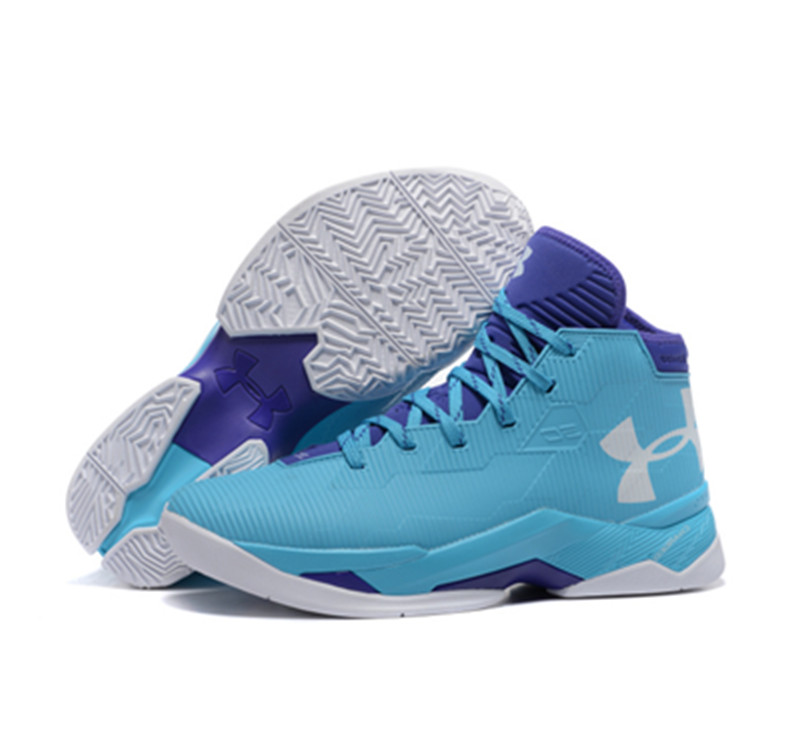 Under Armour Stephen Curry 2.5 Shoes purple