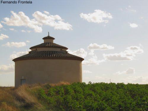 Palomar en Marcilla de Campos.