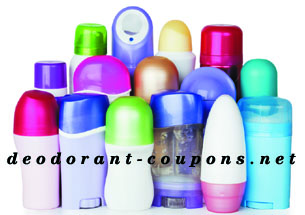 Deodorant fresh coupons collection