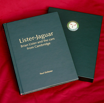 Lister-Jaguar (Limited Edition - Leather)