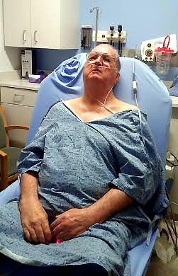 HEART ATTACK -- Jordan Maxwell in the Hospital; Thursday, 19-May-2016