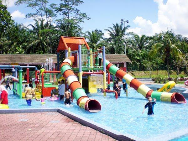 Spring Valley Wet World Air Panas Pedas Negeri Sembilan