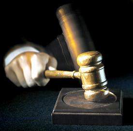 Judge SLAMS Gavel