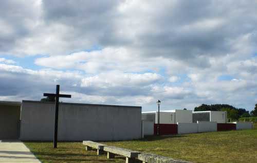 exterior do cemiterio de Moar