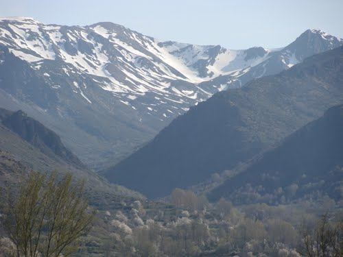 Valle de Riolago desde Cospedal
