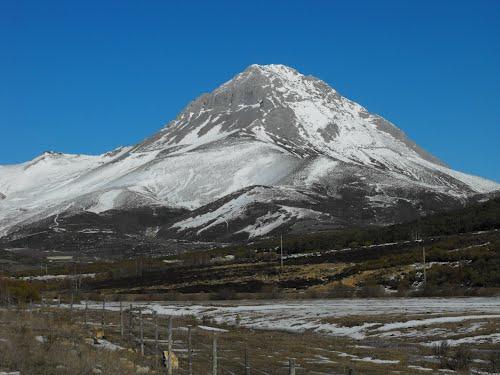 Pico Espigüete. Palencia