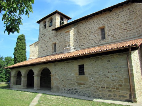 Iglesia de Elguea
