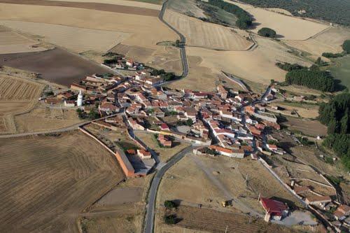Vista aérea de Monsalupe