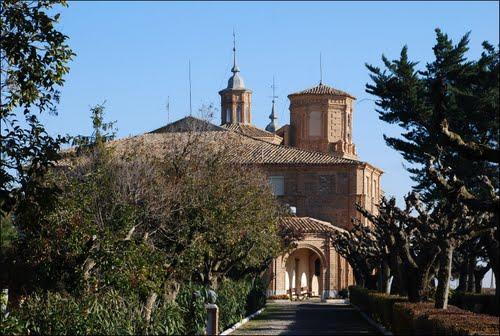 Basílica de Nuestra Señora del Romero (Cascante, 28-12-2011)