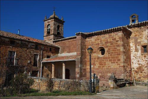 Iglesia de San Martín (Otiñano, 29-2-2012)