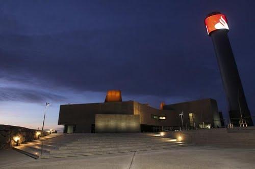 """NUEVO CENTRO (""""BUNKER"""") DE PROCESO DE DATOS DEL BANCO SANTANDER. 250 mill de euros. Inauguración dic 2011. El sexto centro de datos del banco en el mundo y el más grande y potente. MEDIO CUDEYO (Canta"""