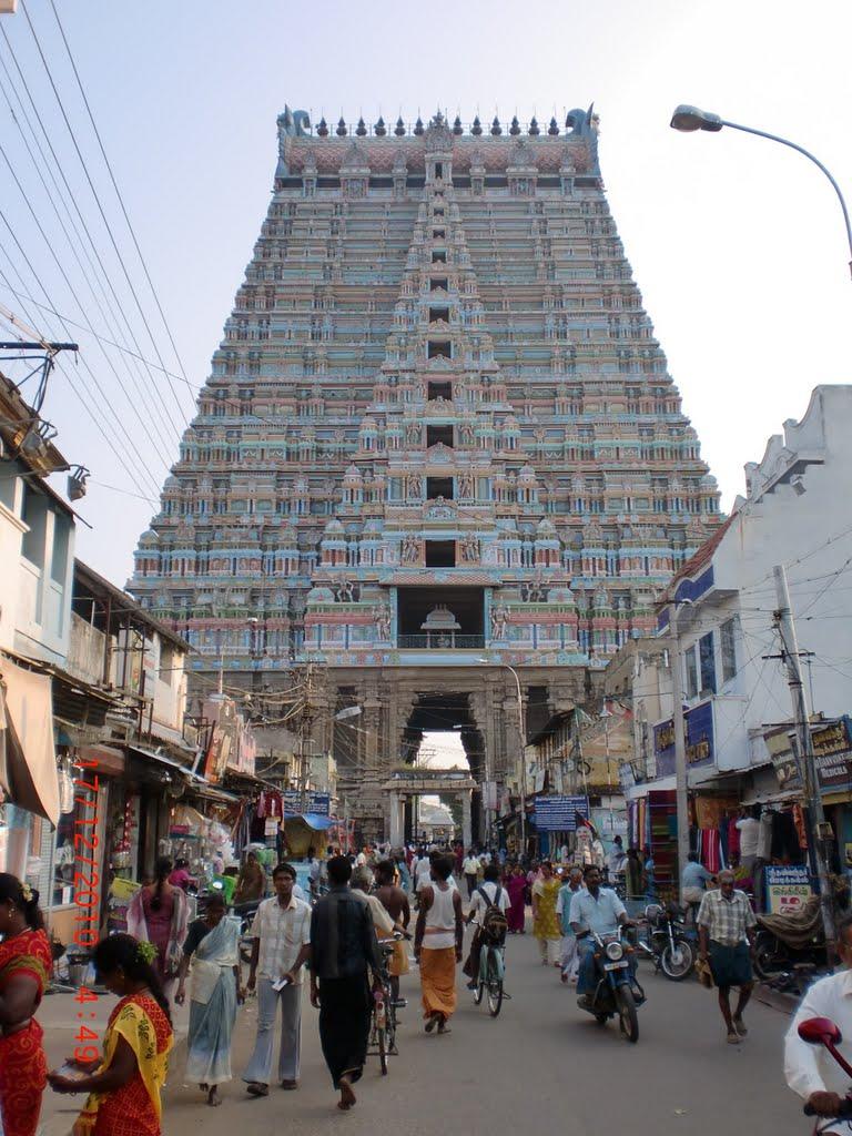 raja gopuram (Ramareddy Vogireddy)