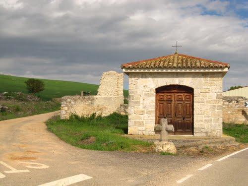 Ermita en Wamba