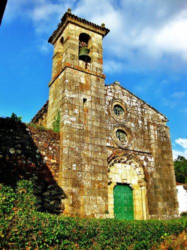 Igrexa de Camanzo - (Vila de Cruces)