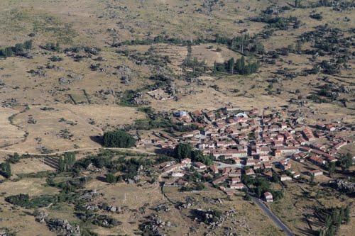 Vista aérea de Altamiros