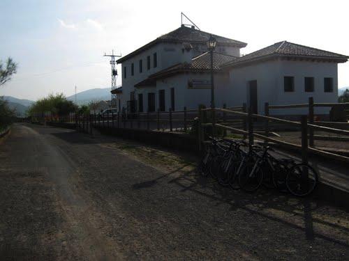 Estación de Puerto Serrano