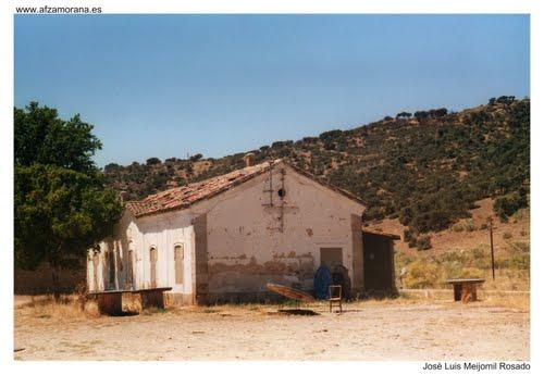 P.K. 138,654 Estación de Alba de Tormes.