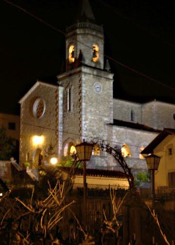 mbc - Iglesia de San Pedro - Almandoz