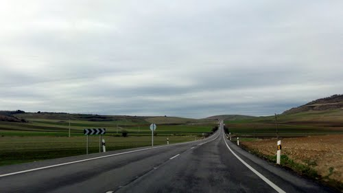 ESPAÑA Carretera N- 120, Castildelgado
