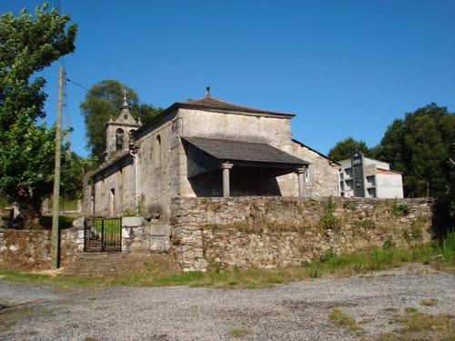 Igrexa de Irixoa