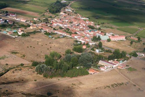 Foto aérea de Fontecha