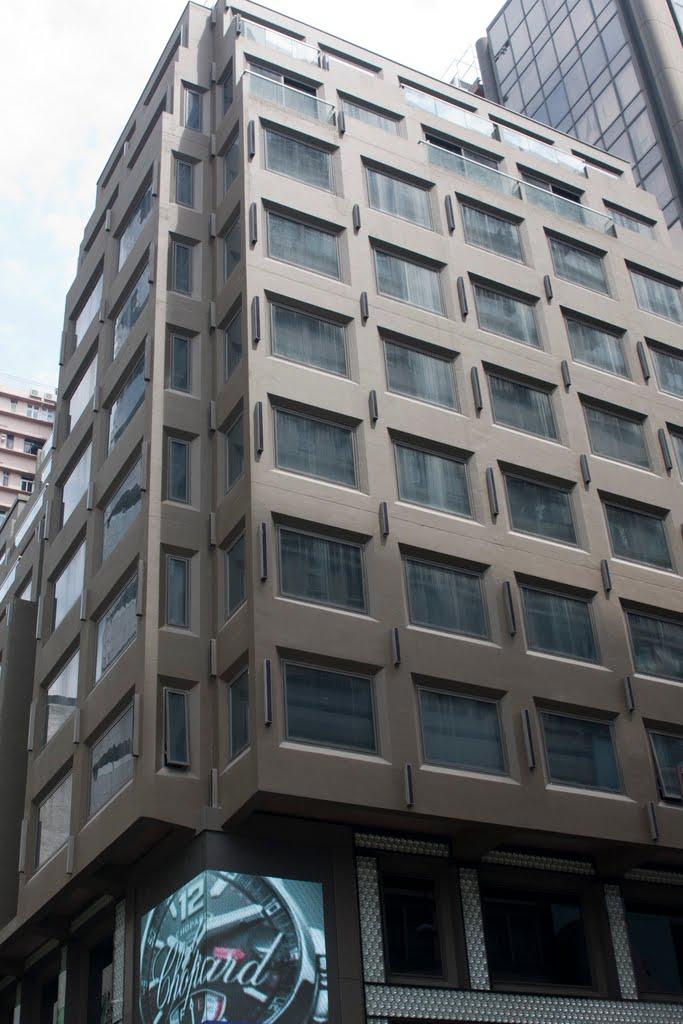 Kowloon Park Drive Building