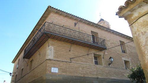 Robres, calle Don Lucio Elpuente, detalles.
