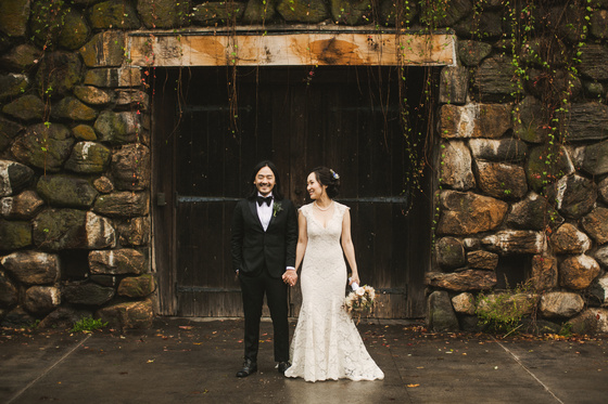 A lovely Farm wedding at Blue Hill at Stone Barns in Tarrytown, New York