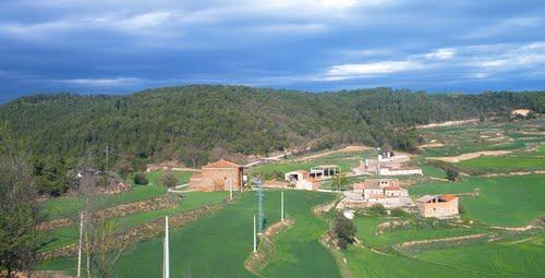 Clarà, des de Sant Andreu